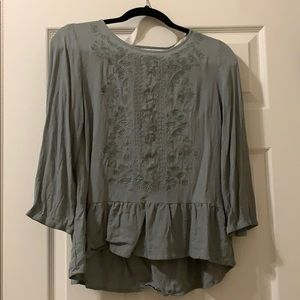Miami Medium Peplum Top